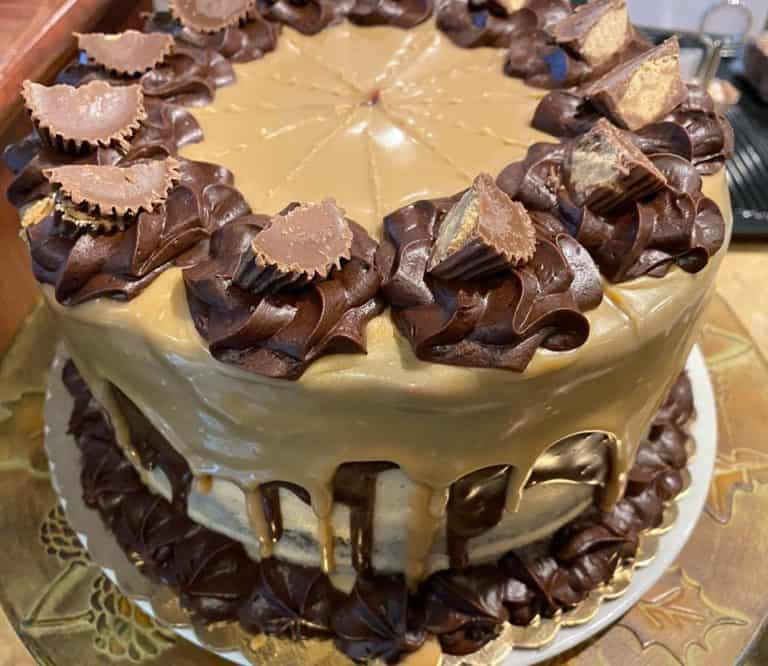 Chocolate Peanut Butter Icing 1