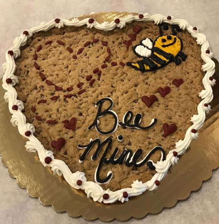 Cookie Cake Example 3