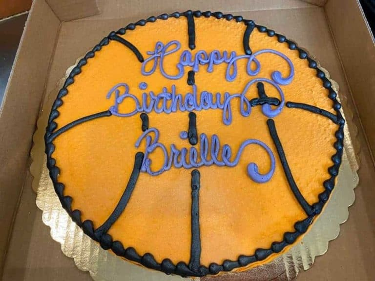 Cookie Cake Example