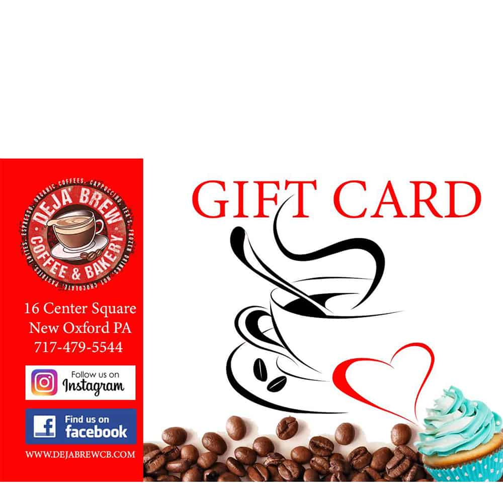 Gift Card Featured Product