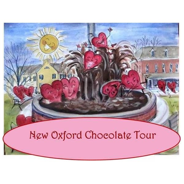 New Oxford Chocolate Tour Event
