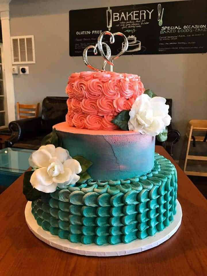 Specialty Layer Cake Example 1