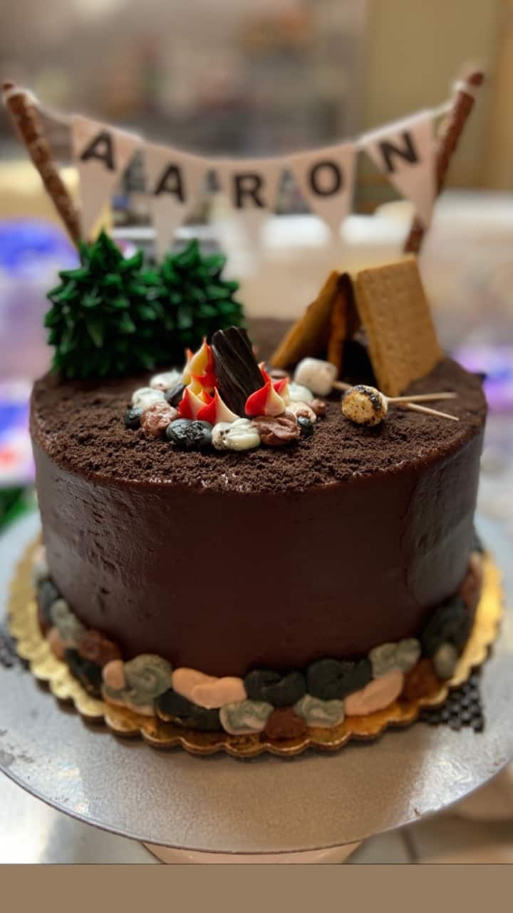 Specialty Layer Cake Example 10