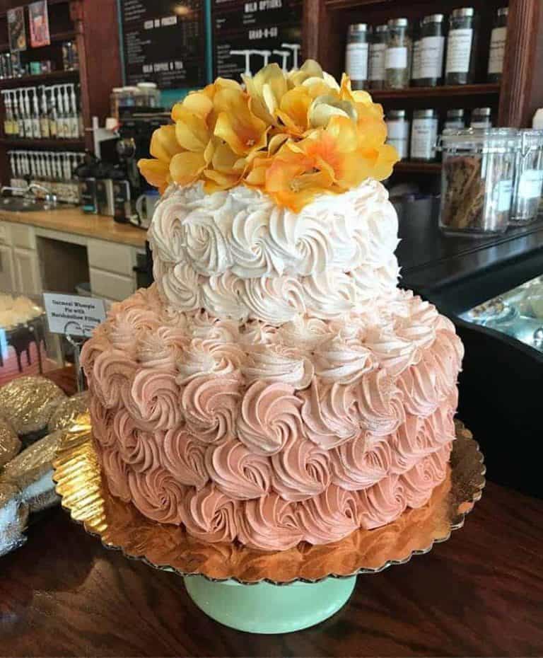 Specialty Layer Cake Example 3