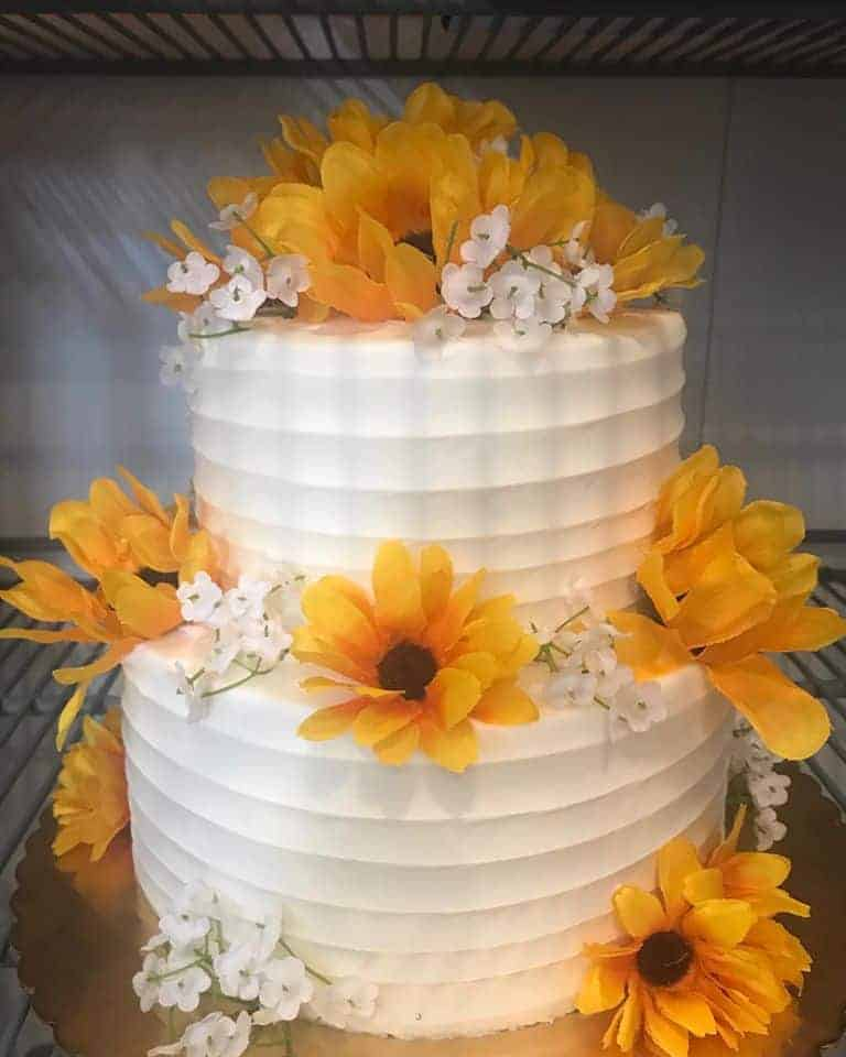 Specialty Layer Cake Example 4