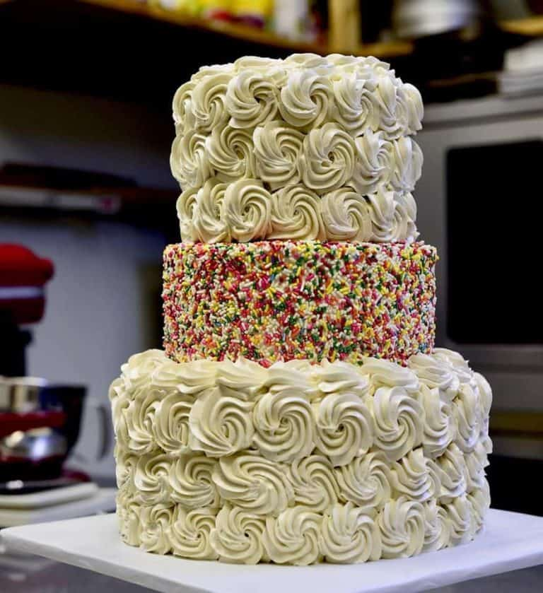 Specialty Layer Cake Example 5