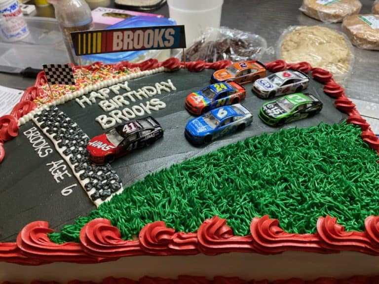 Specialty Cake Example 11