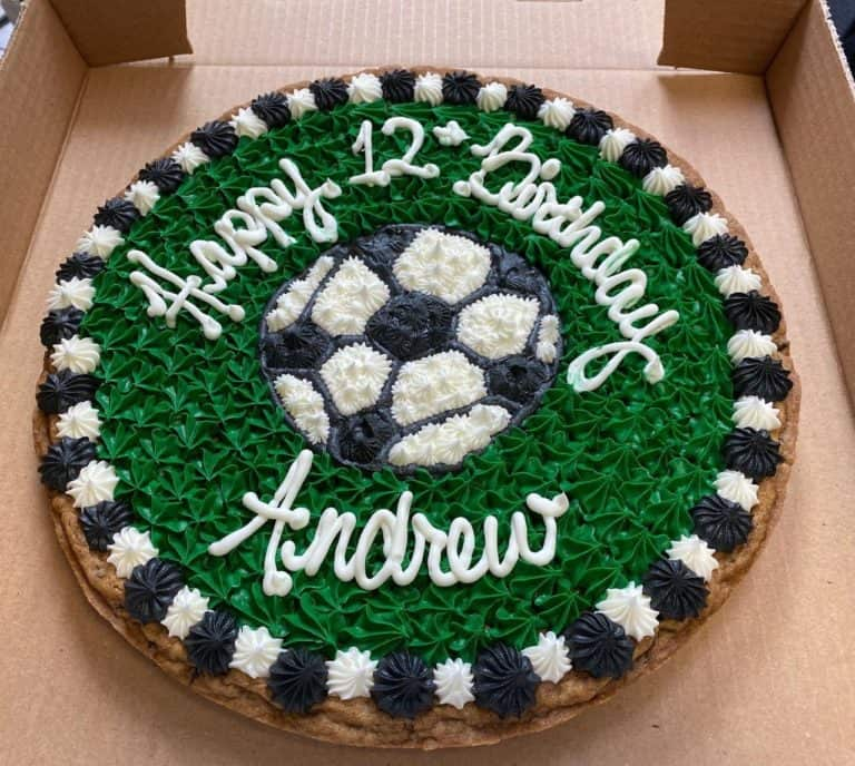 Cookie Cake 9