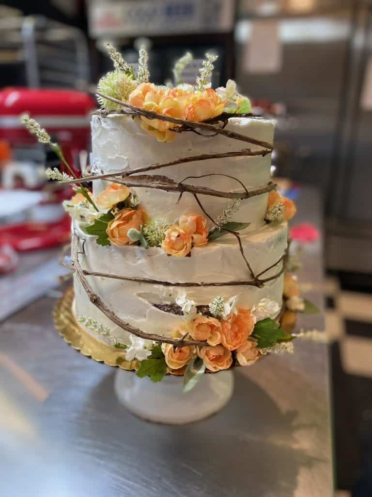 Specialty Layer Cake Example 12