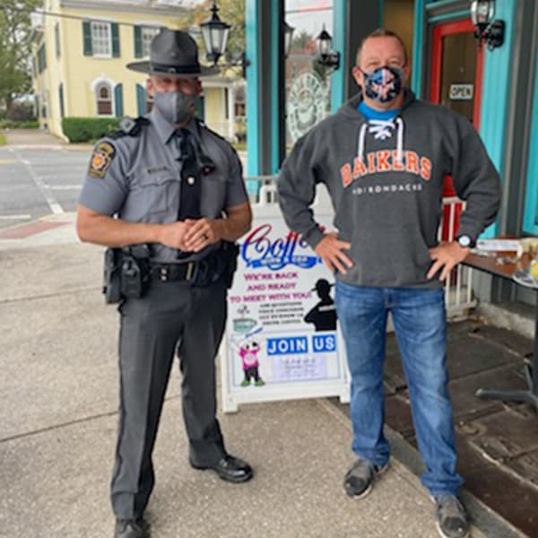 Coffee With A Cop (11)